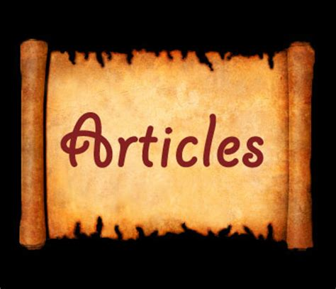 Guidelines for writing an article summary - Andrews University